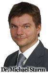 Dr. Michael Sturm, Messe Frankfurt